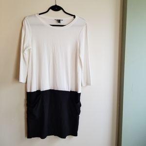 2/$20 - H&M Oversized shirtish dress
